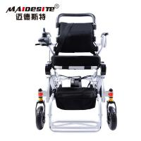 Quality DLY-168	Portable Motorized Wheelchair For Disabled OEM / ODM Available for sale