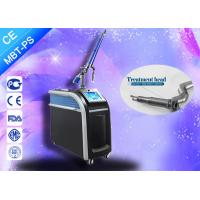 China Q Switch Picosecond Nd Yag Laser For Tattoo Removal , 3 Years Warranty on sale