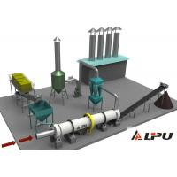 Environment Friendly Industrial Drying Equipment , Exhaust Flow 10000 m³/h for sale