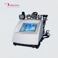 Quality 5 in 1 RF Ultrasonic Cavitation Vacuum BIO LED Equipment / ultra sound cavitation slim for sale