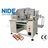 Quality NIDE Stator Winding Machine Full-automatic transformers for multiple wire for sale
