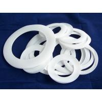 Quality Graphite filled corrosion-resistance silicone PTFE O Rings expanded teflon Gaskets for sale