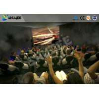 Quality Modern Interactive 7D Cinema Simulator 7D Kino System  Sale For Greece for sale