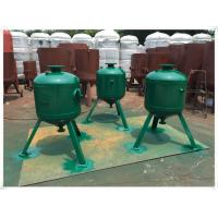 Quality Carbon Steel Vertical Air Receiver Tank For Water Treatment Customized Color for sale