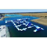 Quality Baldivis Giant Inflatable Floating Aqua Park Manufacturer In Guangzhou for sale