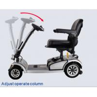 Quality Load Capacity Foldable Electric Scooter 100-200kg Power 201-500W Max Speed 7.8km/H for sale