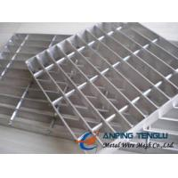 Quality Swage-Locked Grating, Made of Aluminum Alloy, High Load Capacity Features for sale