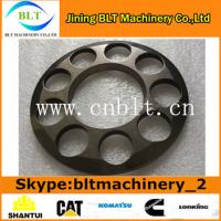 Quality Komatsu PC300-7 retainer shoe,708-2G-13341,PC300 hydraulic pump parts for sale