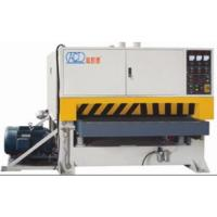 Quality Stainless steel and Aluminium sheet grinding machine for sale