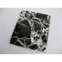 Quality UPVC decorative printed wall & ceiling panels with marble pattern for sale