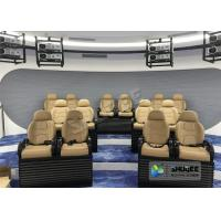 Quality Deeply Immersion 5D Cinema System Widely Applying In Cinemas, Science Museums for sale