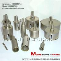 Quality Electroplated Diamond Core Drill Bits Alisa@moresuperhard.com for sale