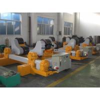 Quality Variable Speed Vessel Self Aligned Welding Rotator With Anti - Explosive Motor for sale