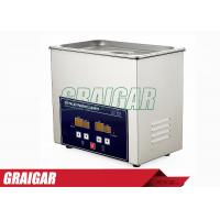 Quality Circuit Board Digital Ultrasonic Cleaning Machine Small Size for sale