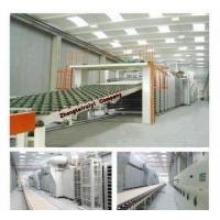 Quality paper faced gypsum board production line for sale