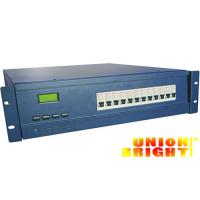 China 12CH KTV Stage Lighting DMX Dimmer Pack / DMX512 Signal Splitter for Stage Lighting on sale