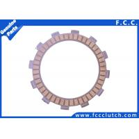 Suzuki Motorcycle Clutch Plate , Paper Based Clutch Plate GD110 GS110 for sale