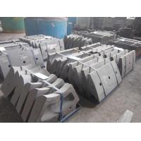 Quality Sand Cast Steel Mill Lining System With HRC50 Hardness And AK50J DF069 for sale