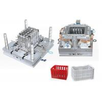 Quality Plastic Storage Basket Home Appliance Injection Mold for sale