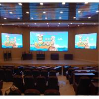 Fixed Installation Indoor LED Video Wall 3mm Pixel Pitch SMD 2020 150° Viewing Angle for sale