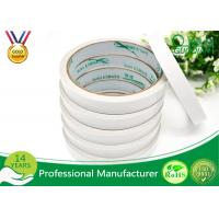 Multi Purpose Tissue Double Side Tape With Acrylic / Solvent Adhesive for sale