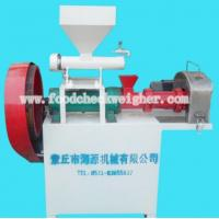 Buy Single Screw Extruder for snacks pellet,on sale extrusion machine made in China at wholesale prices