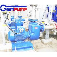 Quality 6 inch non clog self priming sewage pump for sale