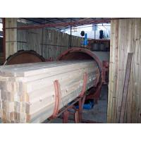 Quality Safety Chemical Wood Autoclave Machine For wood processing , High Pressure for sale