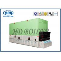 Quality Fire Tube Chain Grate Thermal Oil Boiler With Coal Fired / Biomass Fired for sale