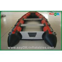 Quality Customized Adults PVC Inflatable Boats , Lightweight Inflatable Boat for sale