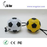 Quality Portable Football Blutooth speaker for sale