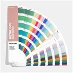Quality GG1507A Graphics Pantone Matching System Metallics Guide For Packaging / Logos / Branding for sale