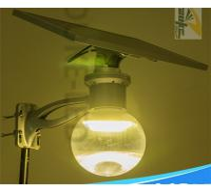 China Automatic Light Control Solar Energy LED Lights 4w Short Charging Solar Yard Lights 720Lm on sale