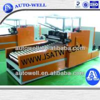 China kitchen disposable aluminum foil rewinding machine with CE on sale