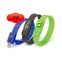 Buy cheap Wristband/Bracelet USB Flash Drive from wholesalers