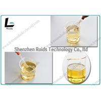 Quality Yellow Liquid Injectable Anabolic Steroids Nandro Test 225 Hormone For Muscle Building for sale