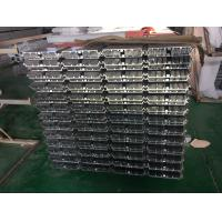 Quality OEM CNC Machined Mill Finshed Extruded Aluminium Heat Sink Profiles for sale