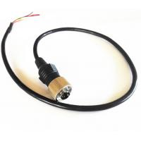 Buy cheap Commercial Vehicle Backup Camera Extension Cable , 6 PIN MiniDin Extension Cables from wholesalers