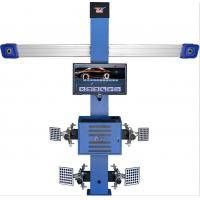 Quality High Accuracy Computerized Wheel Aligner , Four Wheel Drive Alignment Equipment for sale