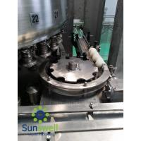 Quality Automatic Carbonated Beverage Aluminum Can Filling Machine With Large Flow Rate for sale