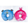 Buy cheap micro fleece neck cushion/baby neck cushion/Cartoon Pillow/comfort-u/car pillow from wholesalers