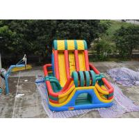 Quality Super Big Kids Inflatable Bouncer Toddler Jump House For 10-20 Persons for sale