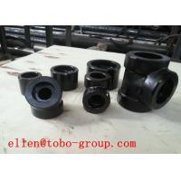 Quality TOBO STEEL Group  ALLOY C-276 forged threaded tee for sale