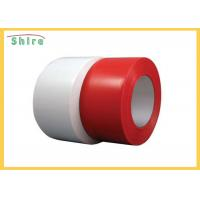 China Stucco Masking Tape For Outdoor Masking Window And Door Side Tape for sale