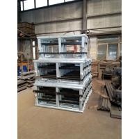Buy 3.0×1.3×2.2M Construction Material Lifting Hoist With 60m / min Rated Lifting at wholesale prices