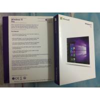 China Activation Online Microsoft Widnows 10 Operating System COA Sticker Win 10 Home Product Key Code on sale