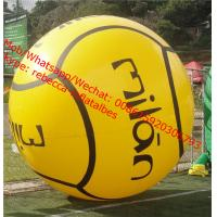 China water zorb ball water ball paintball inflatable water running ball on sale