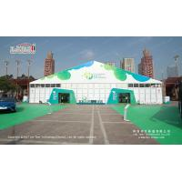 Quality Waterproof 30m Width Clear Span PVC And Aluminum Marquee For Exhibition for sale