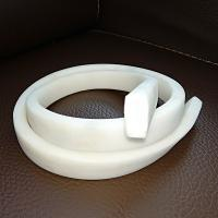Quality china manufacture solid or sponge rubber seal/o rings silicone rubber strip for sale
