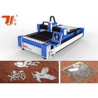 Quality 3000x1500mm Stainless Steel Metal Laser Cutting Machine Cypcut Control for sale